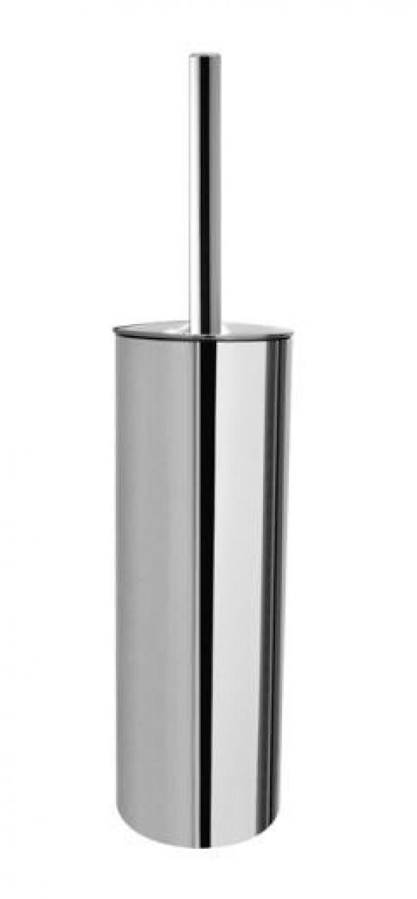 Duravit D-Code szczotka WC stojąca chrom 0099281000