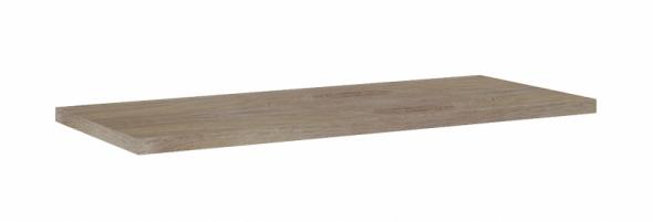 Elita Kwadro Plus blat pełny 100x40 cm dąb classic PCV 166873