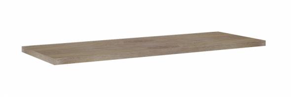 Elita Kwadro Plus blat pełny 120x40 cm dąb classic PCV 166874