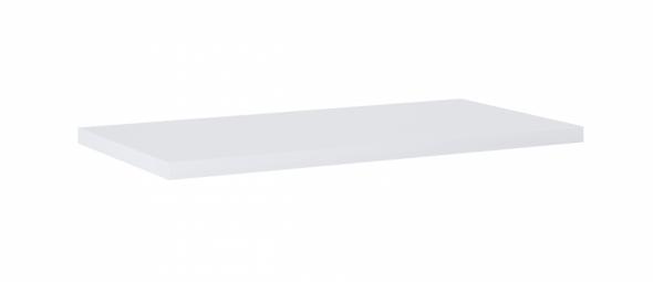 Elita Kwadro Plus blat pełny 80x40 cm biały HG PCV 166866