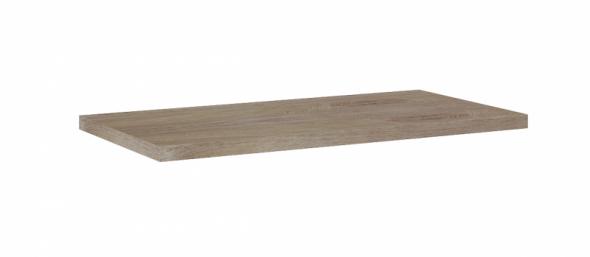 Elita Kwadro Plus blat pełny 80x40 cm dąb classic PCV 166872