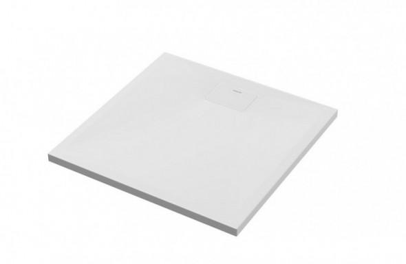 Excellent Zero brodzik kwadratowy niski 100x100 akryl biały BREX.1202.100.100.WHN