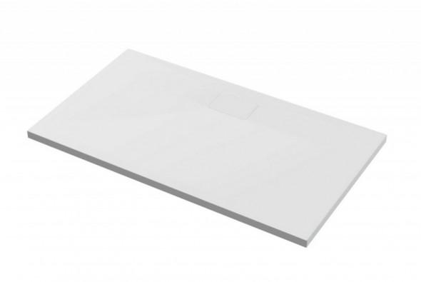Excellent Zero brodzik prostokątny niski 100x80 akryl biały BREX.1203.100.080.WHN