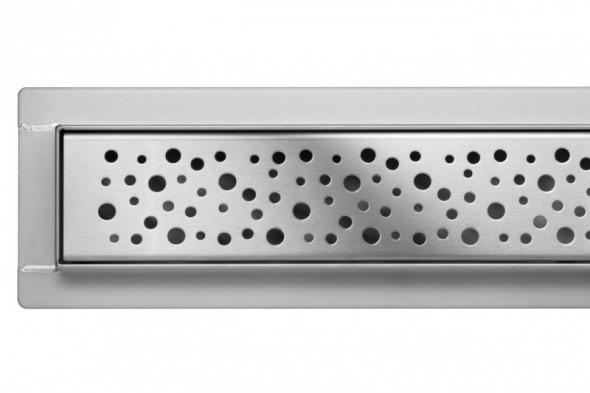 Fala Napo 70 odpływ liniowy niski 52mm z rusztem 70cm 75378