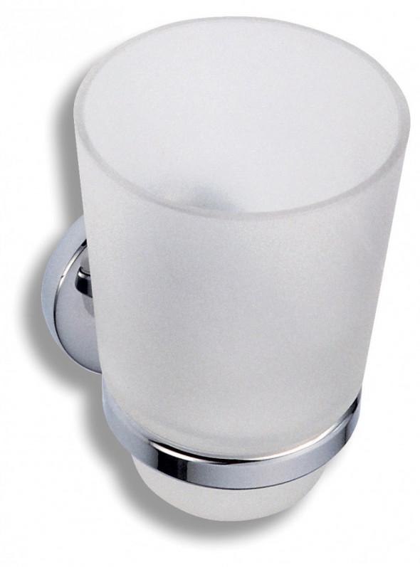 Ferro Metalia 1 szklanka pojedyncza szkło chrom 6106.0