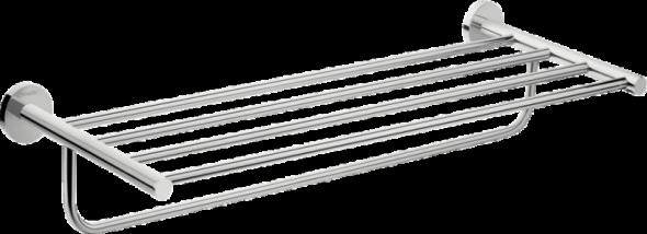 Hansgrohe Logis półka z wieszakiem na ręcznik chrom 41720000