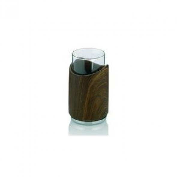 Kela Fillis kubek drewno orzech 22673