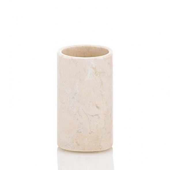 Kela Marble kubek lity marmur Carrara 18766