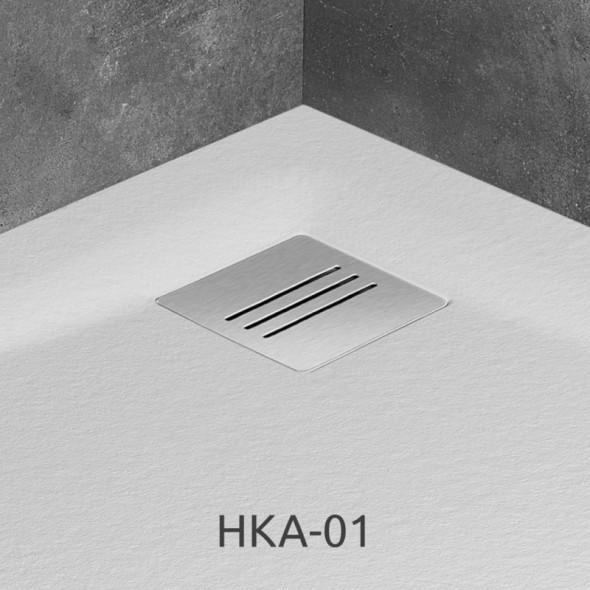 Radaway Kyntos kratka odpływowa stal nierdzena HKA-1