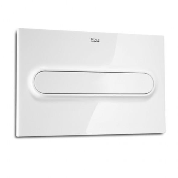 Roca Pro PL1 przycisk spłukujący do WC 1-funkcyjny  biały A890095100