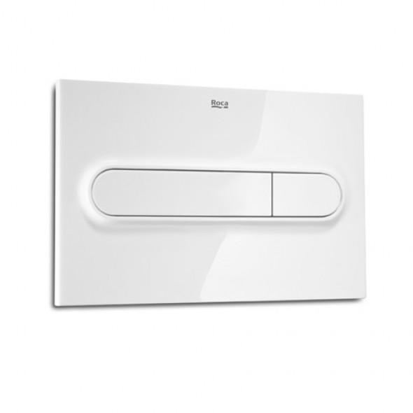 Roca Pro PL1 przycisk spłukujący do WC biały A890095000