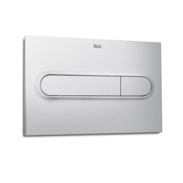 Roca Pro PL1 przycisk spłukujący do WC chrom mat A890095002