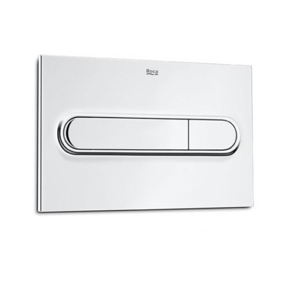 Roca Pro PL1 przycisk spłukujący do WC chrom połysk A890095001