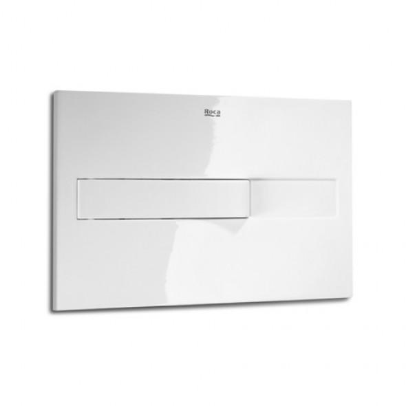Roca Pro PL2 przycisk spłukujący do WC biały A890096000