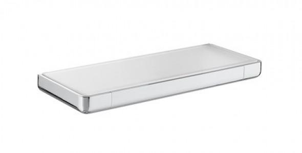 Roca Tempo półka łazienkowa 30 cm szkło/chrom A817040001