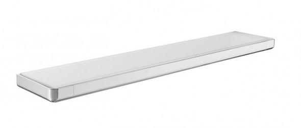 Roca Tempo półka łazienkowa 60 cm szkło/chrom A817027001
