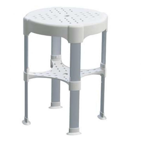 Tres regulowany stołek łazienkowy 034.636.29