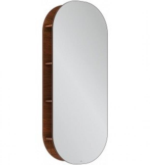 Villeroy&Boch Antheus regał z lustrem 60x140x178 cm American Walnut B30600PV