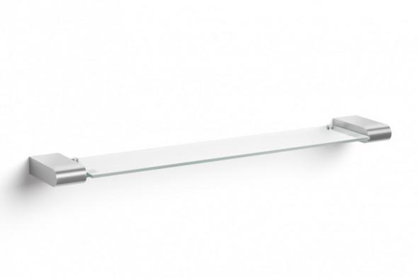 ZACK Atore półka łazienkowa 65,2 cm stal nierdzewna matowa 40418