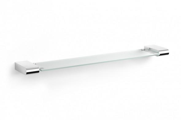 ZACK Atore półka łazienkowa 65,2 cm stal nierdzewna polerowana 40456