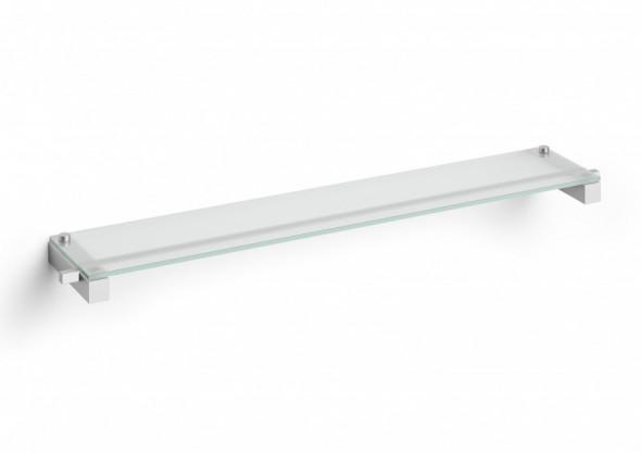 ZACK Carvo półka łazienkowa 66 cm stal nierdzewna matowa 40486