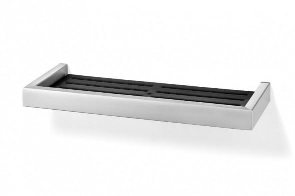 ZACK Linea półka łazienkowa 35 cm stal nierdzewna matowa 40375