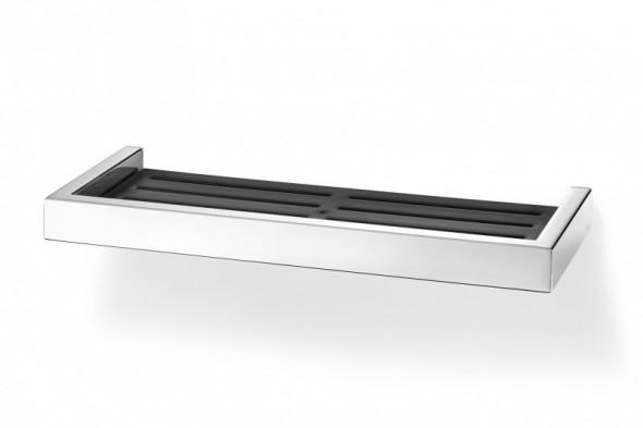 ZACK Linea półka łazienkowa 35 cm stal nierdzewna polerowana 40044