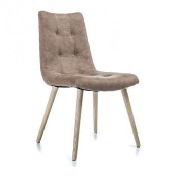 Krzesło MISENO Signal Brązowy