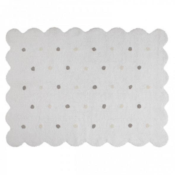 Dywan dziecięcy GALLETA BLANCO 120x160 biały ☞ Kupuj w Sprawdzonych i wysoko Ocenianych sklepach