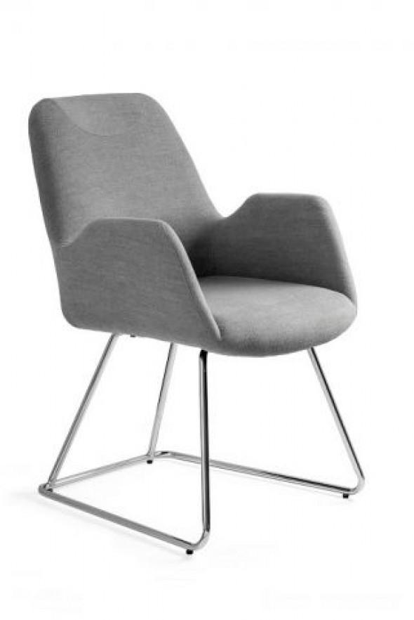 Krzesło CITY szare ☞ Kupuj w Sprawdzonych i wysoko Ocenianych sklepach