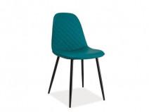 Krzesło TEO C morskie ☞ Kupuj w Sprawdzonych i wysoko Ocenianych sklepach