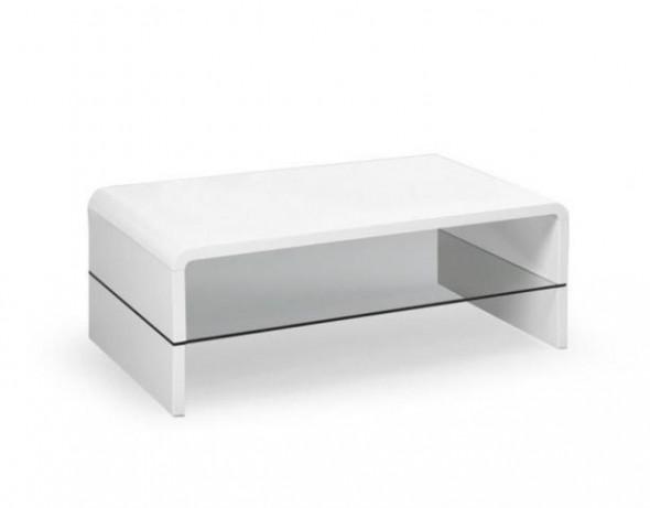 Ława CLAUDIA 110x60 biała ☞ Kupuj w Sprawdzonych i wysoko Ocenianych sklepach