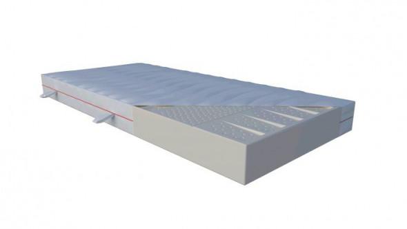 Materac DEMETER 80x200 lateksowy ☞ Kupuj w Sprawdzonych i wysoko Ocenianych sklepach