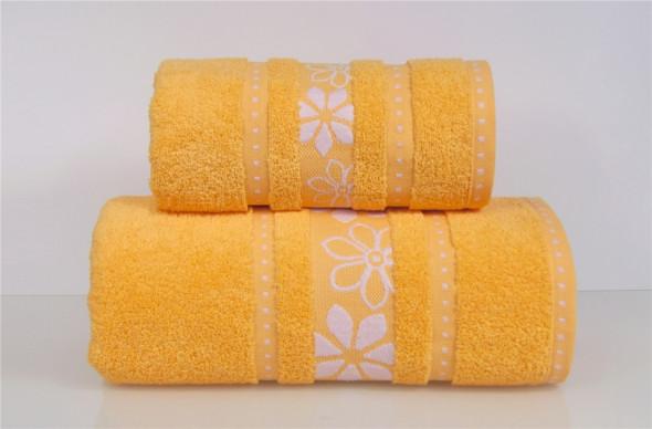 Ręcznik MARGARITA 30X50 żółty ☞ Kupuj w Sprawdzonych i wysoko Ocenianych sklepach