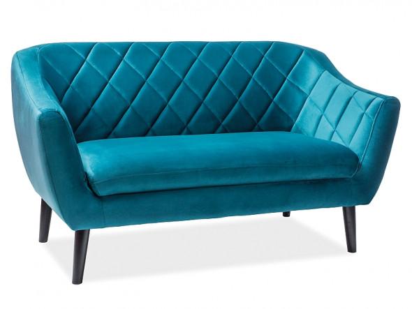 Sofa MOLLY 2 VELVET trukusowa ☞ Kupuj w Sprawdzonych i wysoko Ocenianych sklepach