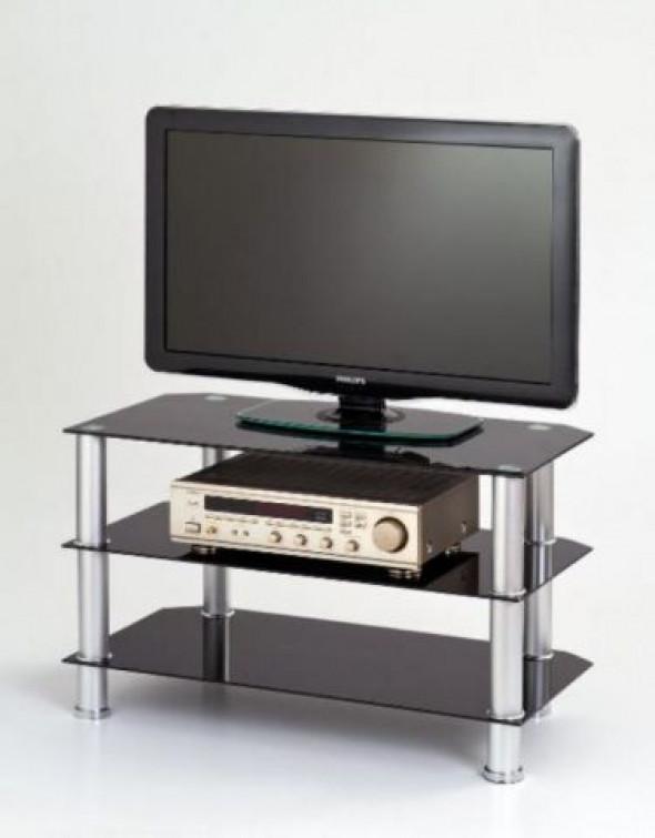 Stolik RTV-21 czarny ☞ Kupuj w Sprawdzonych i wysoko Ocenianych sklepach