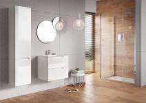 Zestaw mebli łazienkowych WHITE LINE SYDNEY ☞ Kupuj w Sprawdzonych i wysoko Ocenianych sklepach