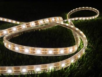 COBRA LED pasek solarny biały