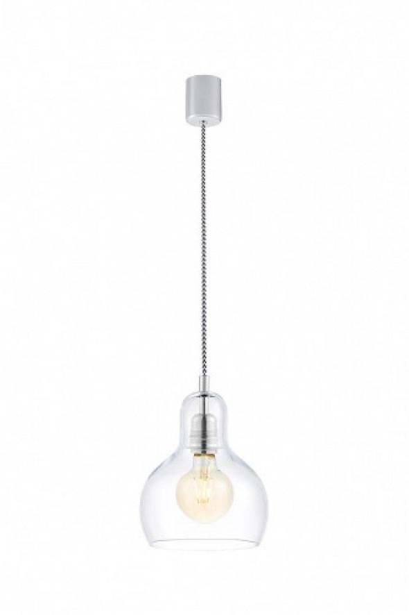 Longis I lampa wisząca 1-punktowa (przewód retro) 10125109