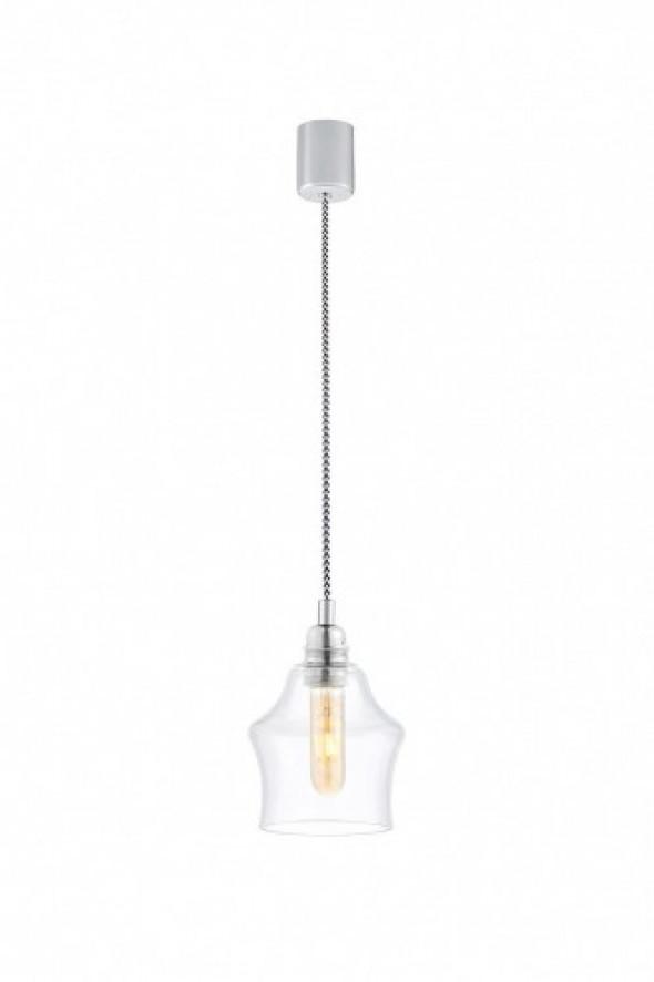 Longis II lampa wisząca 1-punktowa (przewód retro) 10132109