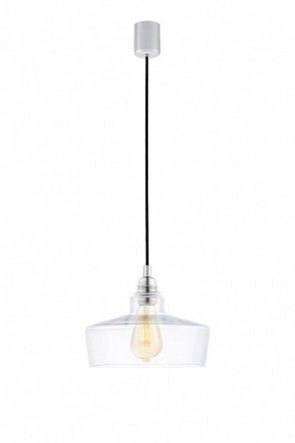 Longis III lampa wisząca 1-punktowa (przewód czarny) 10142109