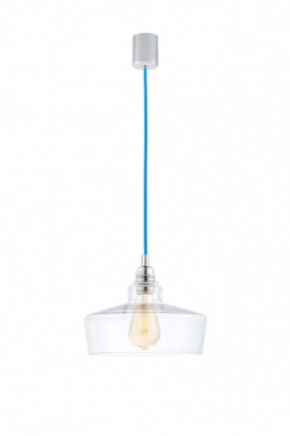 Longis III lampa wisząca 1-punktowa (przewód niebieski) 10146109