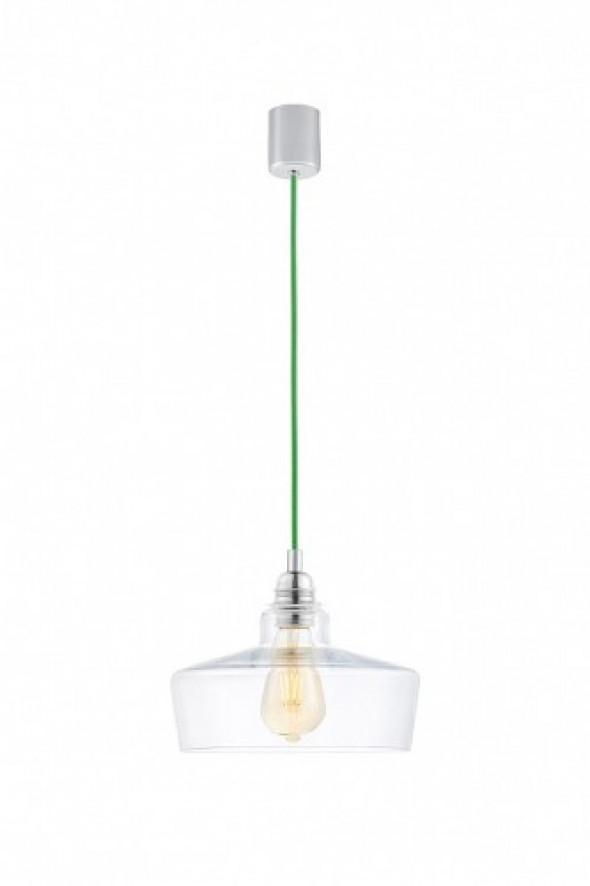 Longis III lampa wisząca 1-punktowa (przewód zielony) 10141109