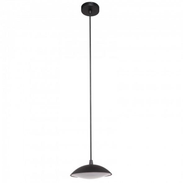 Piombino LED lampa ogrodowa wisząca 1-punktowa 6694/BK-9