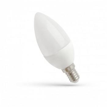 Żarówka LED Świeczka E14/4W/230V 3000K WW