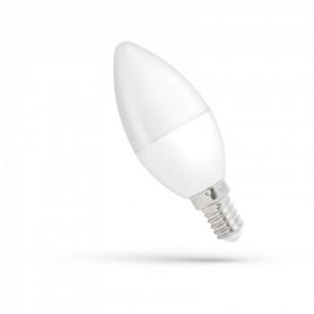 Żarówka LED Świeczka E14/6W/230V 3000K WW