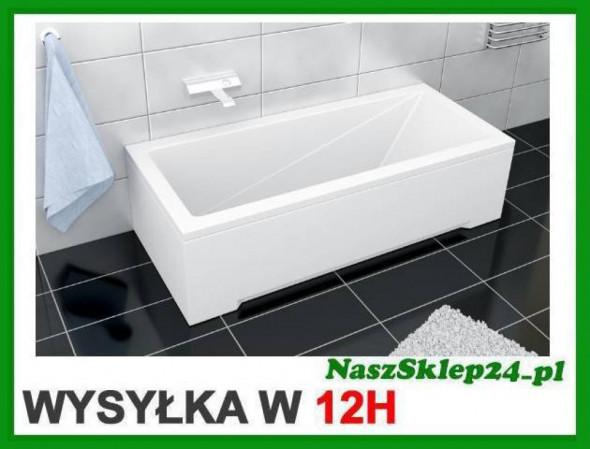 BESCO / PMD PIRAMIDA Wanna prostokątna MODERN 140 x 70 cm  __ Warszawa  transport  GRATIS !!!