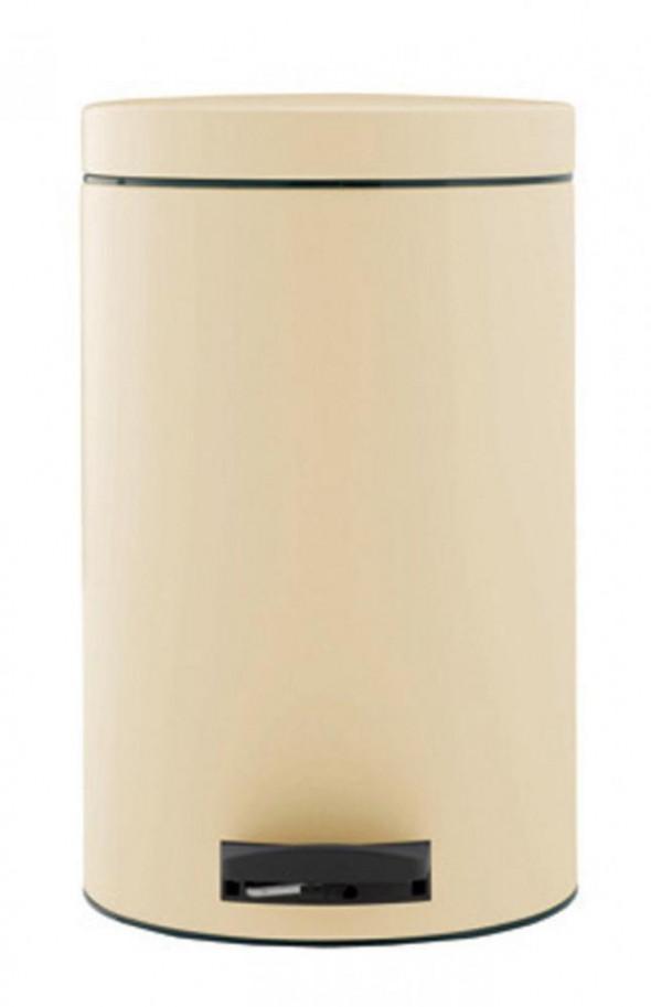 Brabantia Kosz pedałowy 5l. beż migdałowy almond 390142