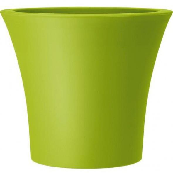 Emsa Doniczka 30 cm zielona nawadnianie City  514331