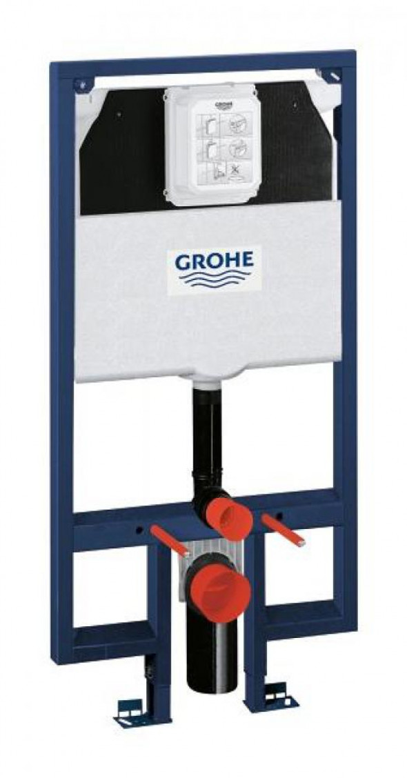 GROHE RAPID SL stelaż do WC slim 8 cm 38994000